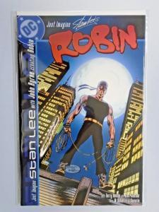 Just Imagine Robin #1, 8.0/VF (2002)