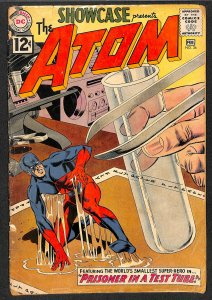 Showcase #36 (1962)