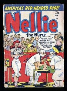 Nellie the Nurse #30 FA/GD 1.5