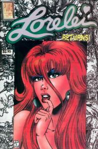 Lorelei Returns! Special #1 VF/NM; Power!   save on shipping - details inside