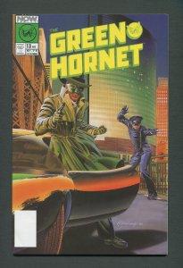 Green Hornet #13  / 9.0 VFN/NM  / November 1990