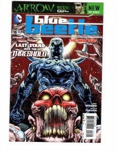 Blue Beetle #16 (VF/NM) ID#MBX3