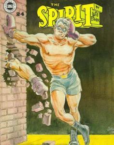 Spirit (1974 series) #24, VF+ (Stock photo)