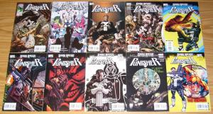 Punisher #1-21 VF/NM complete series + dark wolverine 88 89 + (2) more + annual