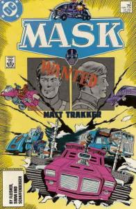 Mask (2nd Series) #5 VF/NM; DC   save on shipping - details inside