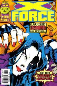 X-Force (1991 series) #62, NM + (Stock photo)