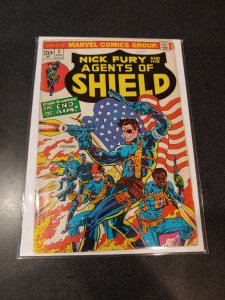 SHIELD #2 (1973)