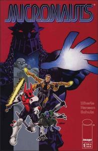 Image MICRONAUTS (2002 Series) #1 VF/NM