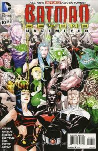 Batman Beyond Unlimited #10 VF; DC | save on shipping - details inside