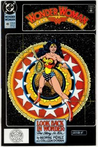 WONDER WOMAN #49 (VF/NM) No Resv! 1¢ Auction! See More!!!