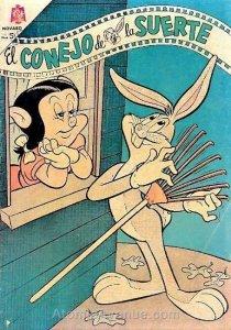 Conejo de la Suerte #239 VG; Novaro | low grade comic - save on shipping - detai