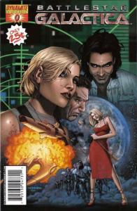 Battlestar Galactica (Dynamite) #0A FN; Dynamite | save on shipping - details in