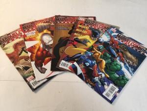 Marvel Comics Presents 1 2 3 4 5 Complete Lot Set Run Nm Near Mint 9.4