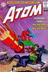 The Atom #6 (ungraded) stock photo / SCM