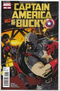 Captain America and Bucky   vol. 1   #626 FN