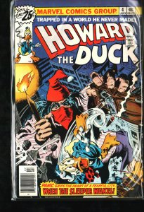 Howard the Duck #4 (1976)