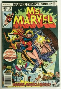 MS. MARVEL#10 VG/FN 1977 BRONZE AGE COMICS