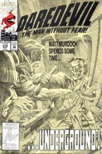 Daredevil (1964 series) #316, NM- (Stock photo)