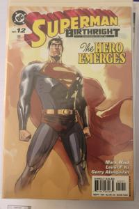 Superman Birthright 12 9-4-nm