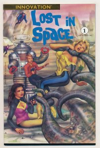 Lost in Space (1991 Innovation) #1 NM