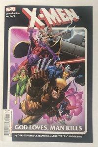 X-Men: God Loves, Man Kills #1