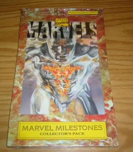 Marvel Milestone Collector's Pack: Marvels VF/NM contains number #3&4 alex ross