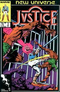 Justice (Marvel) #2 VF; Marvel | save on shipping - details inside