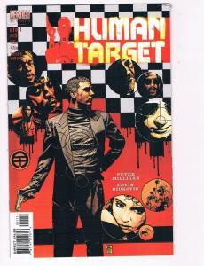 Human Target # 1 NM DC Vertigo Comic Books Batman Superman Wonder Woman B95