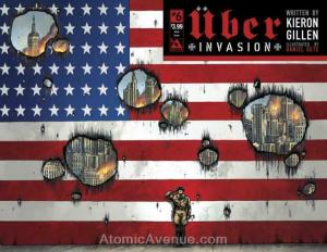 Uber: Invasion #6A VF/NM; Avatar | save on shipping - details inside