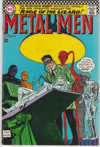 Metal Men #23 (Jan-67) VF/NM High-Grade Metal Men (Led, Tina, Tin, Gold, Merc...