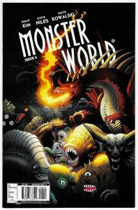 Monster World #4 (AGP, 2016) NM