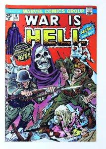 War Is Hell (1973 series) #9, Fine+ (Actual scan)