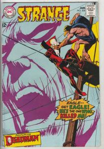 Strange Adventures #208 (Jan-68) NM- High-Grade Deadman