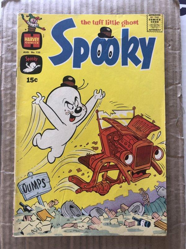 Spooky #125