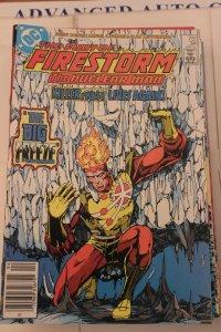 The Fury of Firestorm  34 9-0-vf-nm