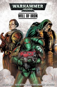 Warhammer 40K: Will of Iron TPB #1 VF/NM; Titan | save on shipping - details ins