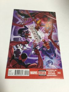 Spider-Verse 2 Nm Near Mint Marvel Comics