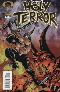 Holy Terror #2 VF/NM; Image | save on shipping - details inside