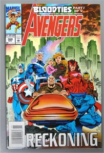 Avengers  368   VF/Better     See Actual Photo