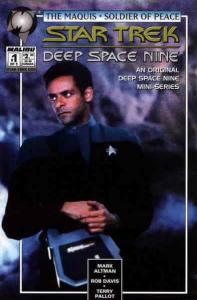 Star Trek: Deep Space Nine, The Maquis #1A FN; Malibu | save on shipping - detai
