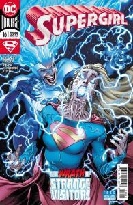 Supergirl (2016 series) #16, NM + (Stock photo)