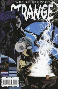 Strange (2nd Series) #2 VF/NM; Marvel | save on shipping - details inside