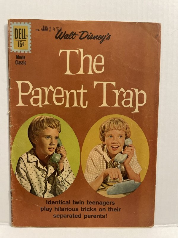 Walt Disney's Parent Trap #1210