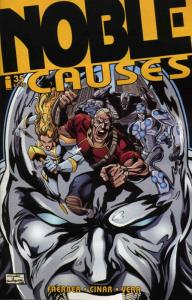Noble Causes (Vol. 3) #35 VF; Image | save on shipping - details inside