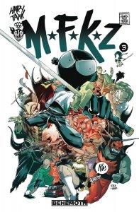 MFKZ #3 CVR A RUN (MR)