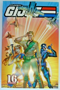 *Classic GI Joe TPB 16 (IDW, '09, 1st Edition)