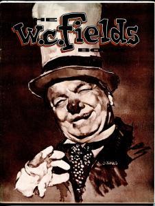 Witzend  #9 1973-The W.C. Fields Book-Jeff Jones-complete-FN