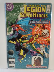 Tales of the Legion of Super-Heroes #324