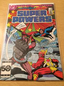 Super Powers #4 vol 2
