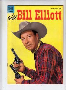 Wild Bill Elliott Comics #16 (Mar-55) VF High-Grade Wild Bill Elliott